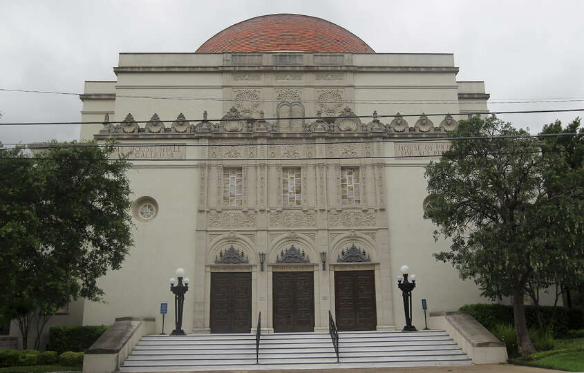 Though the building of Temple Beth-El was completed in 1927, the Reform Jewish congregation i