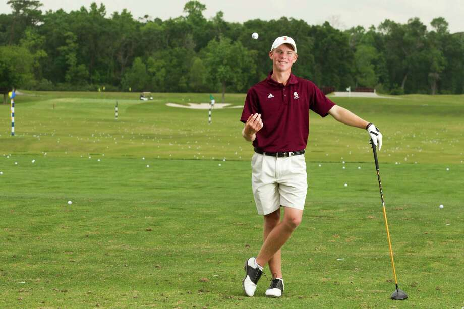 Summer Creek junior Connor Black returned from home schooling to claim his second All-Greater Houston boys golfer of the year title. Photo: Brett Coomer, Staff / © 2013 Houston Chronicle