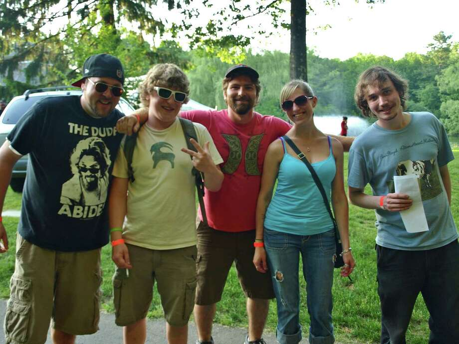 Were you SEEN at the Ives Concert Park during the moe. with Wood Brothers concert on June 1st? Photo: Nuria Ryan