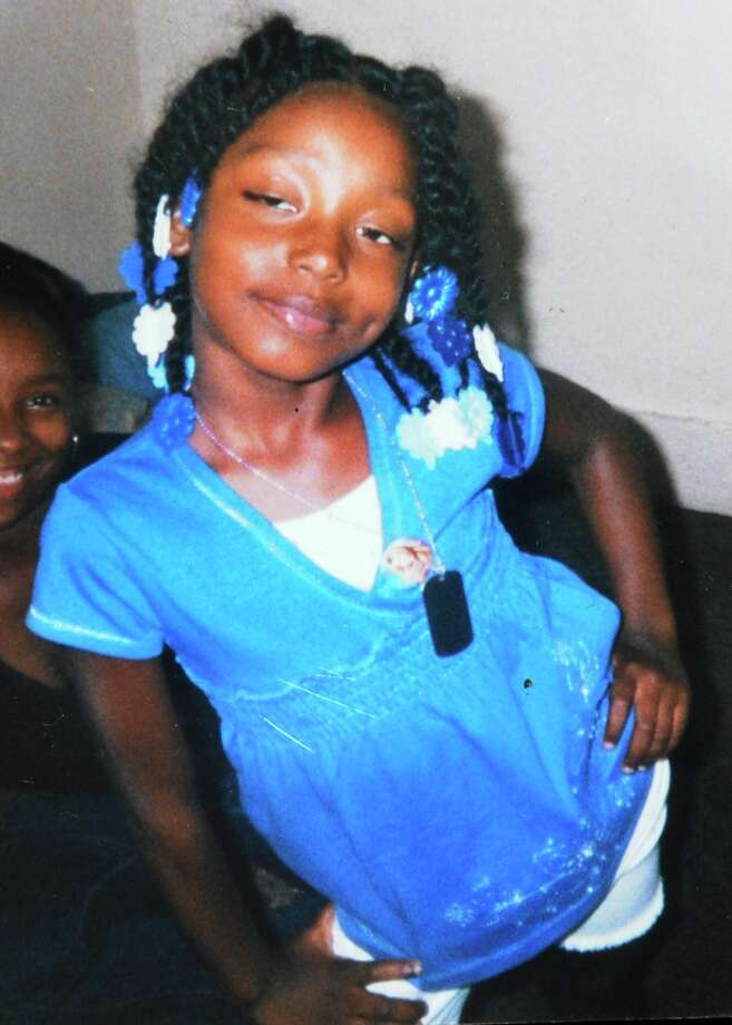 This undated file family photo shows Aiyana Stanley-Jones, 7, who was shot and killed May 16, 2010, by a shot from a Detroit police officer during a raid of a Detroit home in search of a murder suspect. Jury selection is beginning in the trial of a Detroit police officer charged with involuntary manslaughter in the death of Stanley-Jones, who was fatally shot while she slept on a couch during the raid. (AP Photo/Family Photo via The Detroit News) Photo: AP