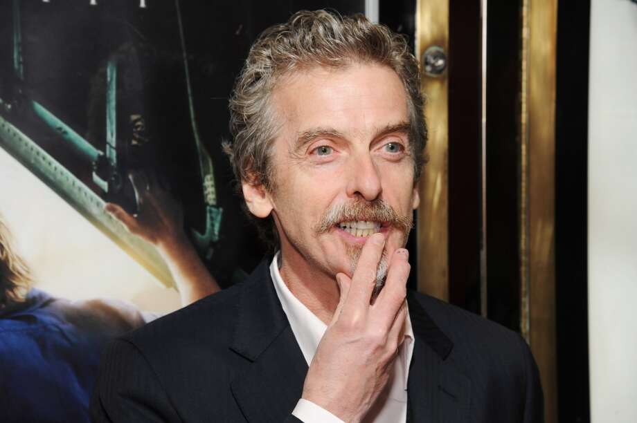 "Peter Capaldi, seen here at the June 2, 2013 world premiere of ""World War Z"" takes on the role of the 12th doctor starting in 2013. (Photo by Dave J Hogan/Getty Images)"
