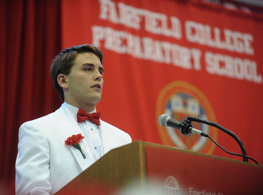 Fairfield Prep Commencement Exercises in Fairfield, Conn. on Sunday, June 2, 2013. Photo: Brian A. Pounds / Connecticut Post