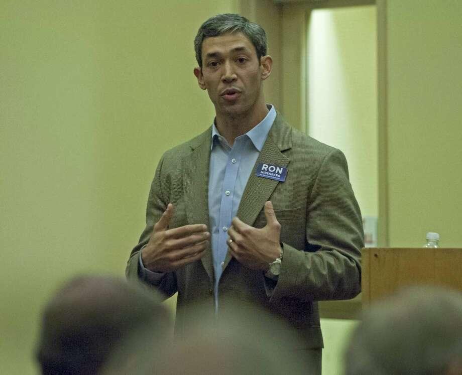 Ron Nirenberg seeks spot on City Council.
