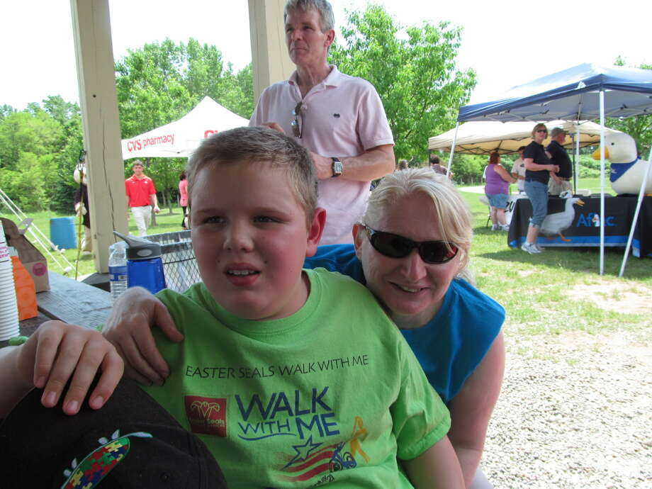 Were you Seen at the Easter Seals New York's annual Walk With Me Capital District event at The Crossings in Colonie on Sunday, June 2, 2013? Photo: Kristi Gustafson Barlette/Times Union