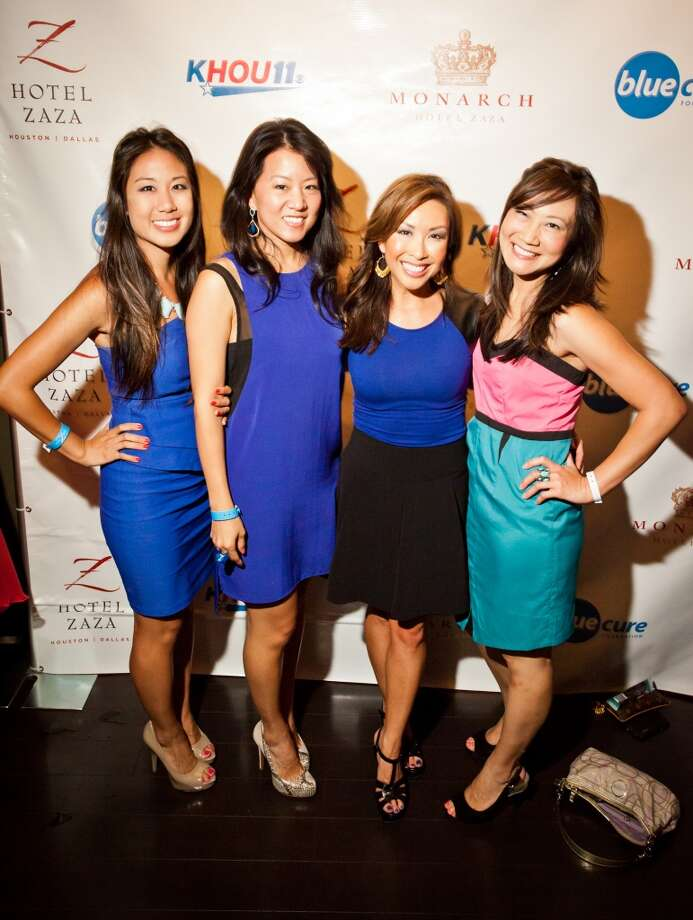 Mary Lee(far right) joined KPRC 2's weather team in 2010 as a weekend meteorologist. Her last day at the station was in August 2013, and she moved to Seattle's KING-TV/