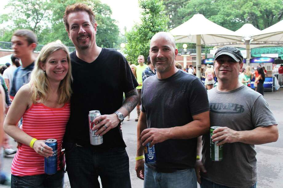 Were you Seen at the Brad Paisley concert with special guests Chris Young and Lee Brice at SPAC on Sunday, June 2, 2013? Photo: Trudi Shaffer/Times Union