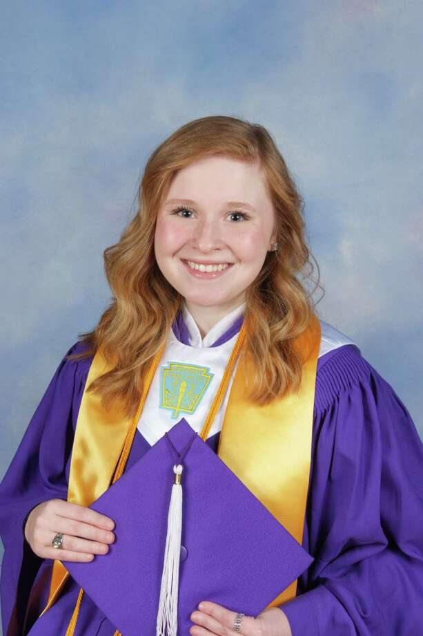 Anna Jefferson, Valedictorian, Newton High School Photo: Courtesy Photo