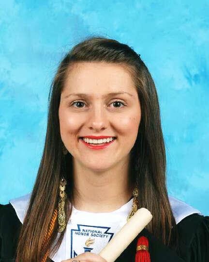 Elizabeth Windon, Valedictorian, Kirbyville High School
