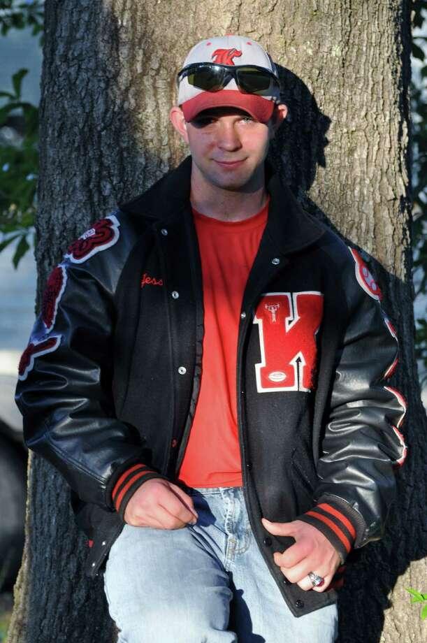Jesse James, Salutatorian, Kountze High School Photo: Handout