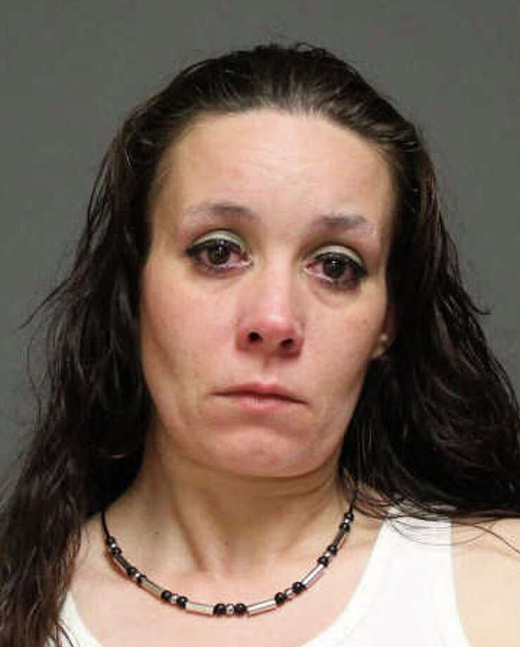 Tiffany Klein, 35, of Bridgeport, is facing drug charges. Photo: Contributed Photo / Fairfield Citizen