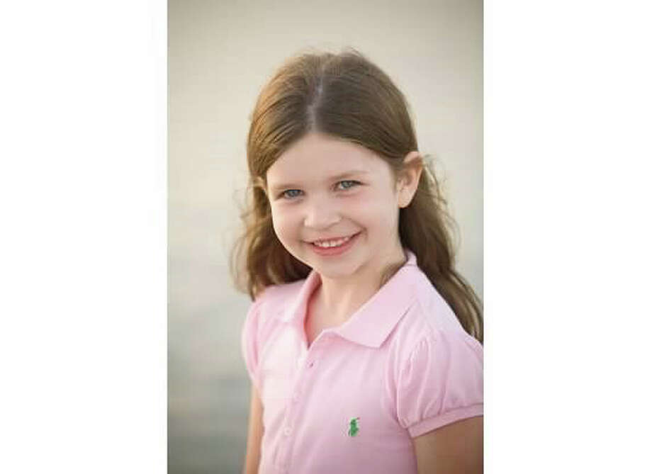 A New Jersey group wants to build a playground honoring Jessica Rekos,6, who was killed in the shooting at Sandy Hook Elementary School in Newtown. The site they've chosen is at Penfield Beach where the swings are now. Photo: Contributed Photo / Fairfield Citizen