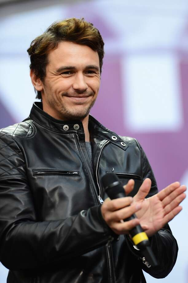 "LONDON, ENGLAND - JUNE 01:  Actor James Franco performs on stage at the ""Chime For Change: The Sound Of Change Live"" Concert at Twickenham Stadium on June 1, 2013 in London, England. Chime For Change is a global campaign for girls' and women's empowerment founded by Gucci with a founding committee comprised of Gucci Creative Director Frida Giannini, Salma Hayek Pinault and Beyonce Knowles-Carter.  (Photo by Ian Gavan/Getty Images for Gucci)"