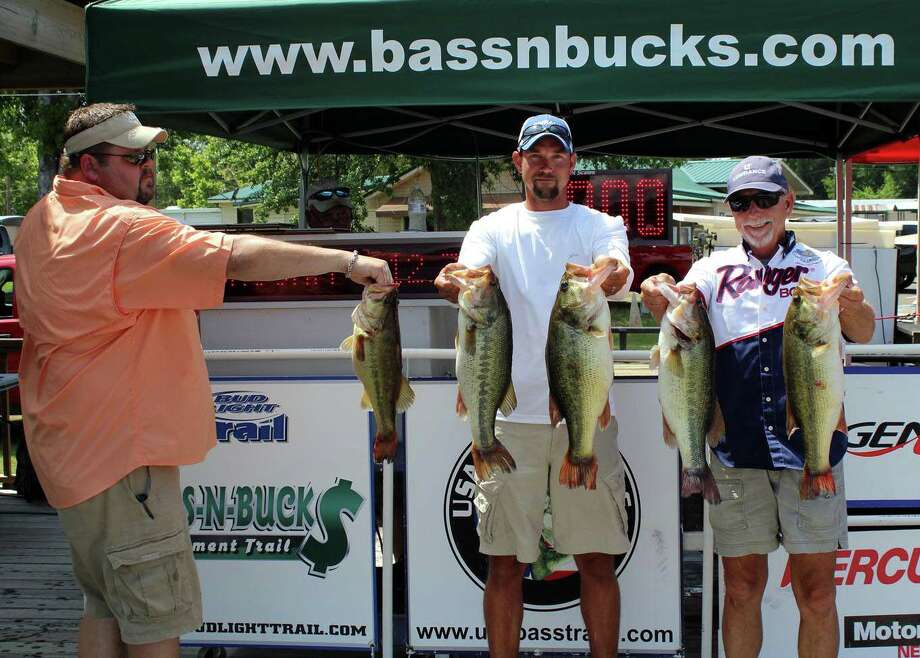 Jeff Rice and Glen Freeman topped the field with 28.34 lbs.