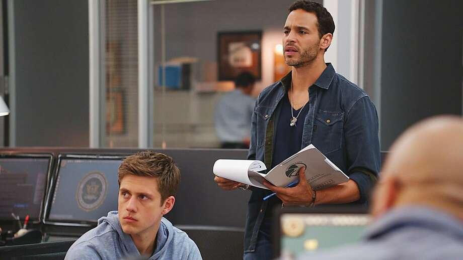 "Daniel Sunjata plays Paul Briggs on ""Graceland."" Photo: USA Network"