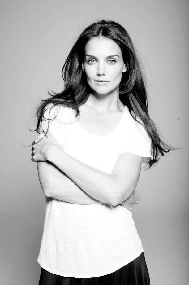 Stage and screen actress Katie Holmes will deliver the keynote address at this year's Rose of Hope Luncheon on June 13, 2013, a benefit for the Norma F. Pfriem Breast Care Center. Photo: Contributed Photo