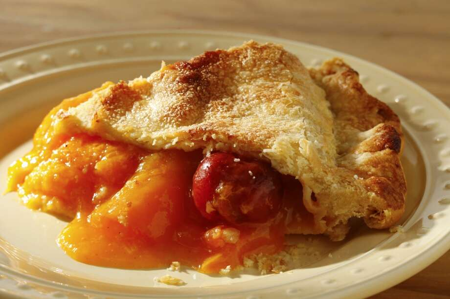 Butter Love Bakeshop's Apricot Cherry Pie.