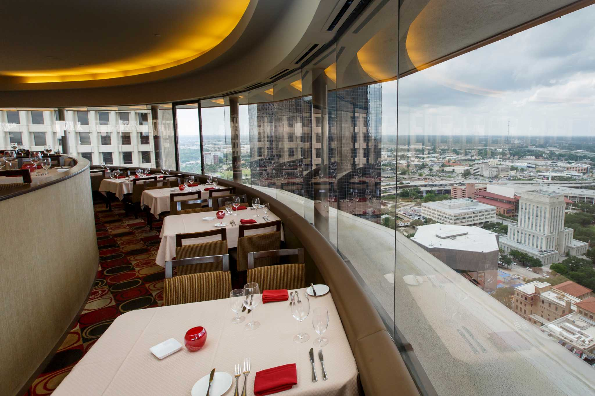 OpenTable Names Spindletop Houstons Most Scenic Restaurant - Open table houston