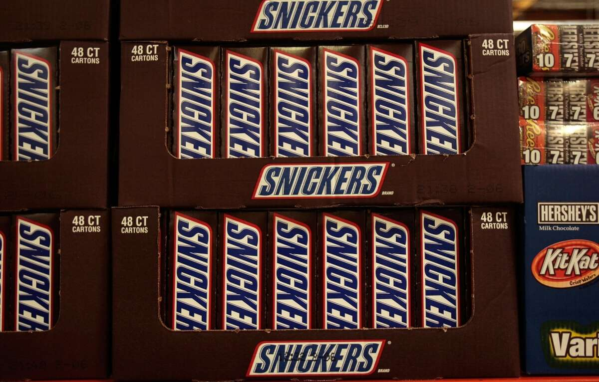 1. Snickers