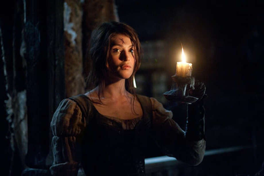 Gemma Arterton as Gretel.