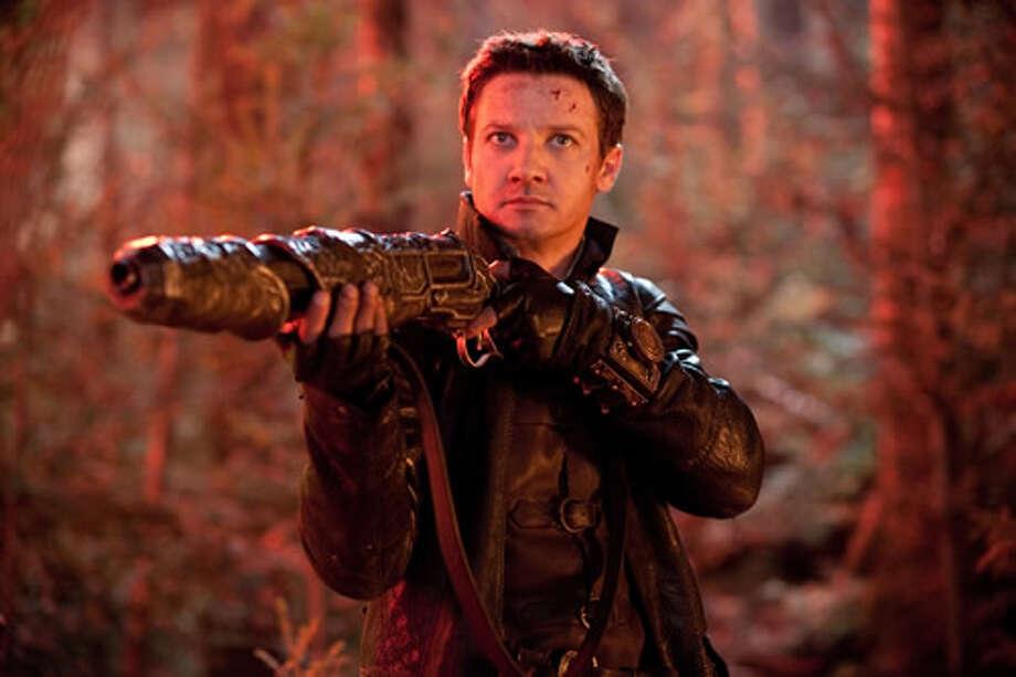 Jeremy Renner as Hansel.