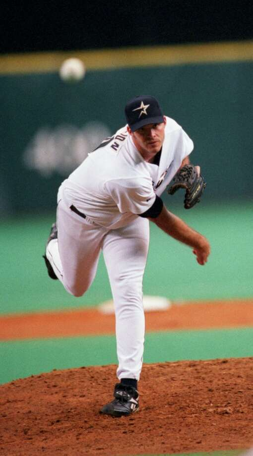1994 - Scott Elarton  Picked: No. 25 Position: RHP School: Lamar High School (Lamar, Colo.) Photo: Karen Warren, Houston Chronicle