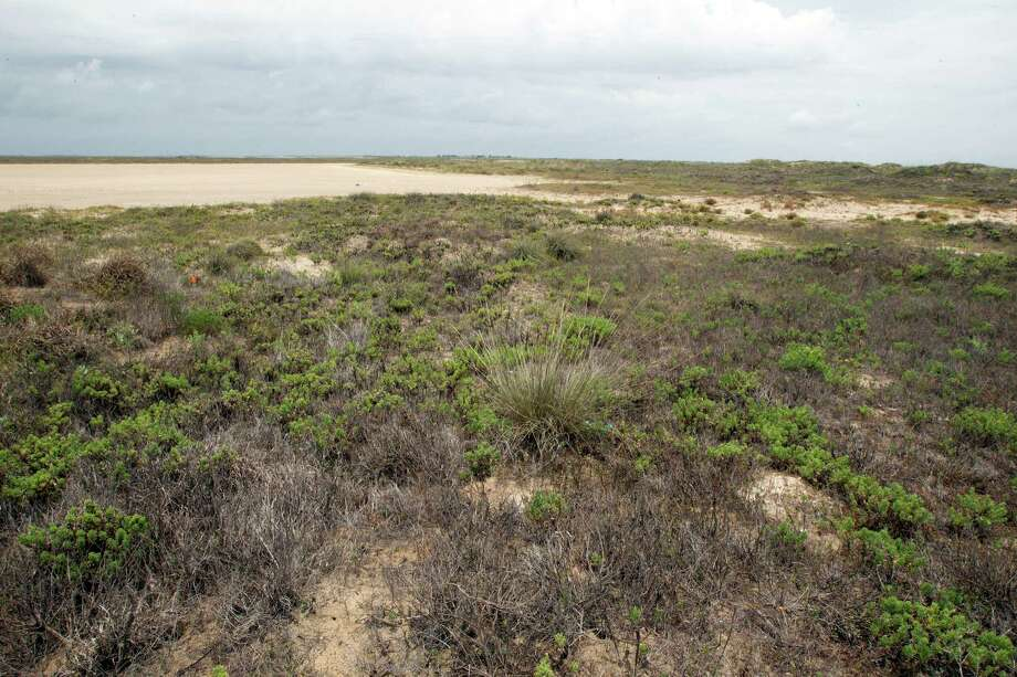The proposed site for the spaceport is near Boca Chica Beach, which would be closed during rocket launches under a bill signed into law by the governor. Photo: James Nielsen, Staff / © Houston Chronicle 2012