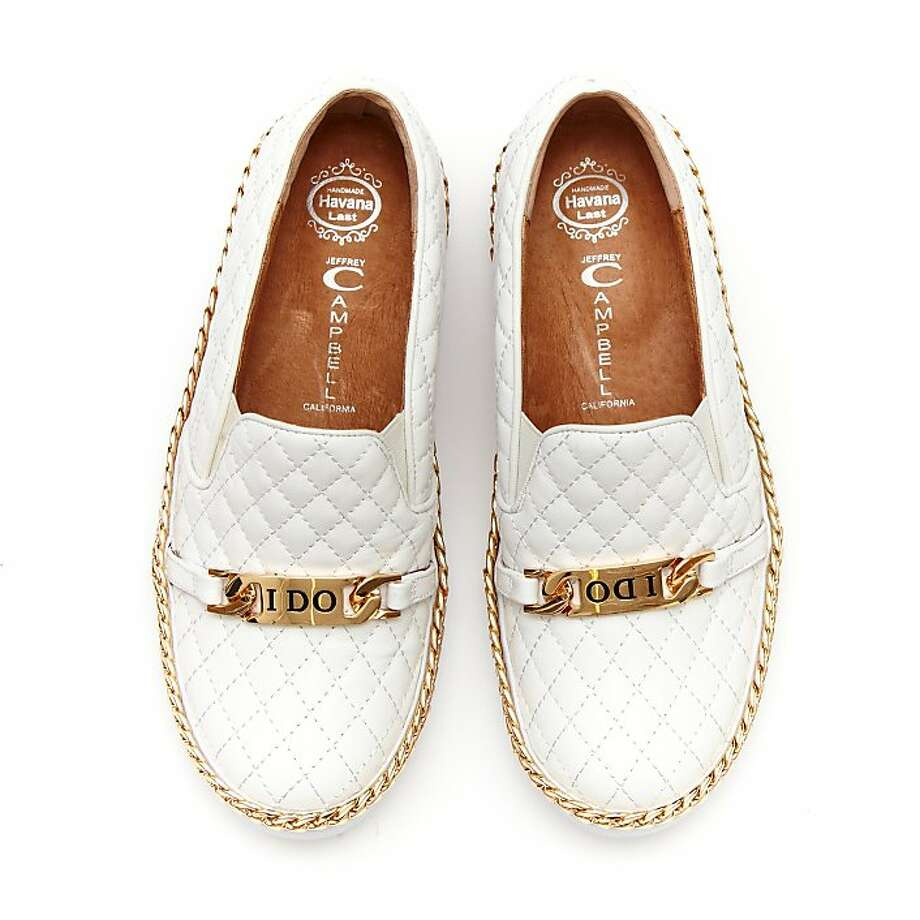e2ee0882435 funky wedding shoes for sports loving brides raiders outlet fbb6a ff8ff -  xigubonews.com