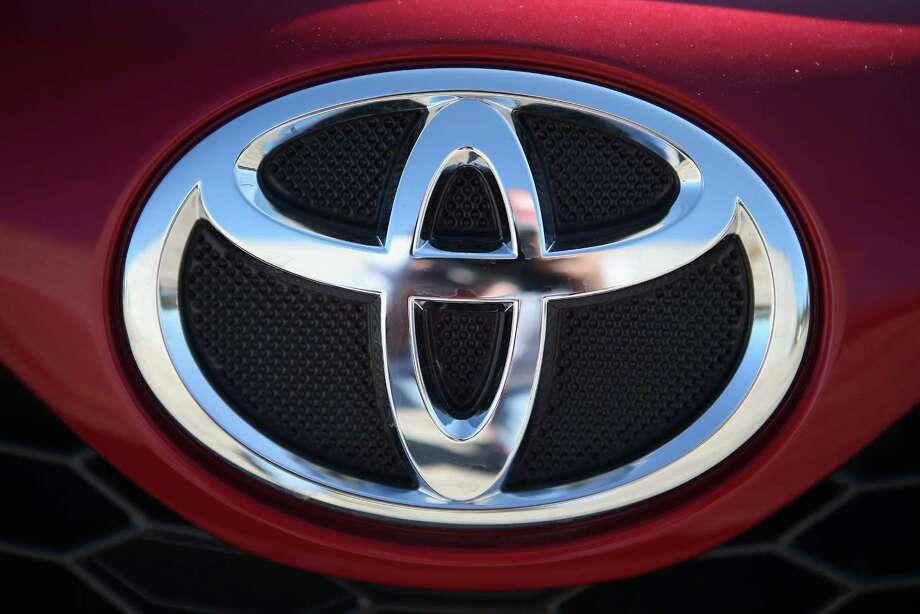 10. ToyotaBrand Value: $35,346 millionPercent change in 2013: 17%Source:Interbrand Photo: Scott Olson, Staff / 2012 Getty Images