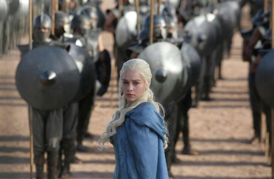 Fantasy TV shows and movies are inspiring some pretty out-there baby names. The Game of Thrones-inspired Khaleesi finished just outside the top 10 in the kid's names that grew the fastest in popularity in 2014. Ronin and Anakin (seriously...?) both made the list. Click through for some eccentric inspiration.