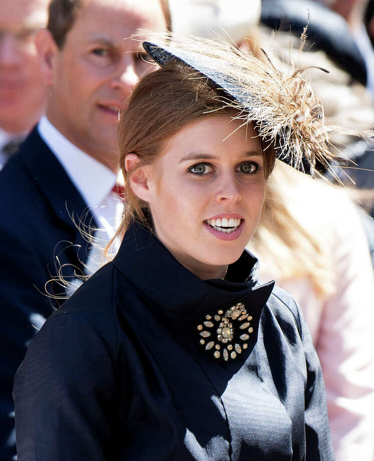 Princess Beatrice attends a service marking the 60th anniversary of the Queen's coronation at Westminster Abbey on June 4, 2013 in London, England. Photo: Mark Cuthbert, UK Press Via Getty Images / 2013 Mark Cuthbert