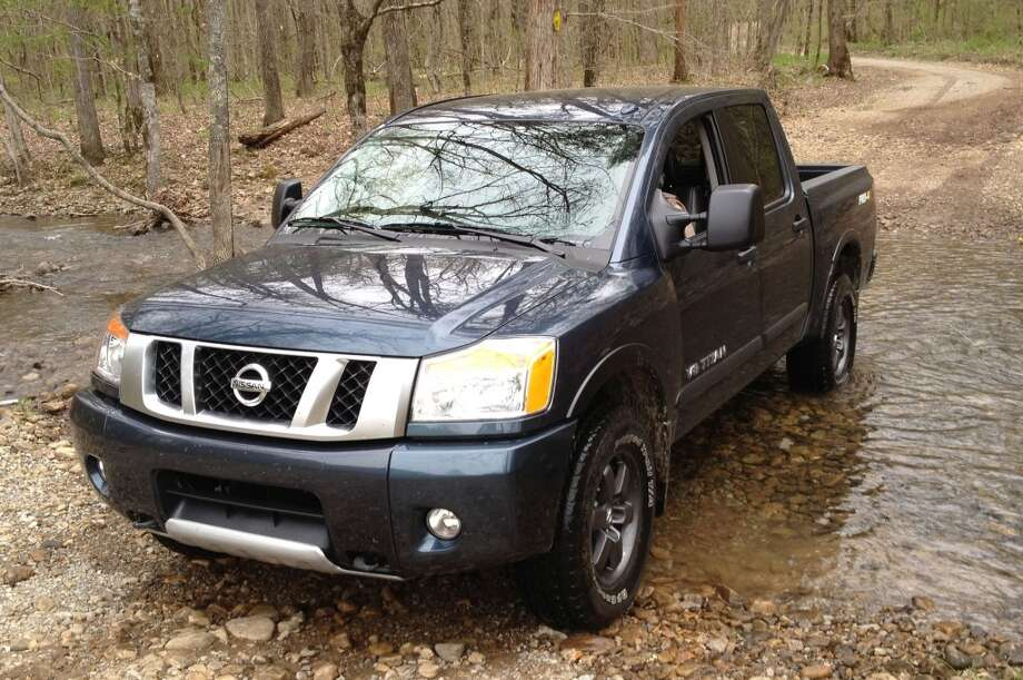 Check out the best fuel-efficient trucks of 2014:9. 2014 Nissan Titan15 MPG combinedMSRP: $29,270Source: Edmunds.com