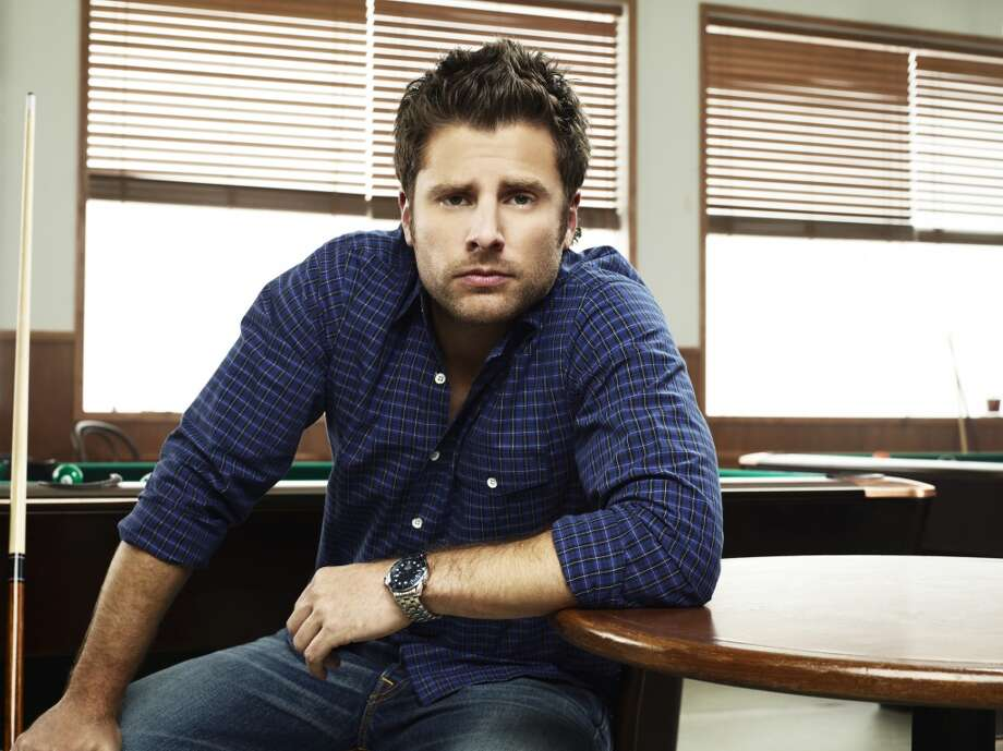 """Psych"" star and S.A. native James Roday praises the Spurs — and his favorite player Manu. Photo: Williams & Hirakawa, USA Network"