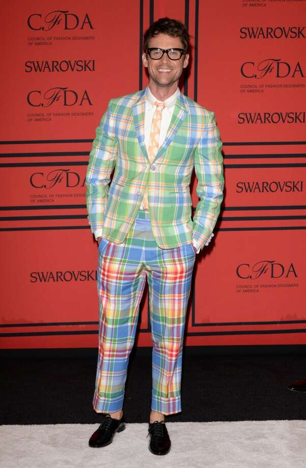 NEW YORK, NY - JUNE 03:  Brad Goreski attends 2013 CFDA FASHION AWARDS Underwritten By Swarovski - Red Carpet Arrivals at Lincoln Center on June 3, 2013 in New York City.  (Photo by Andrew H. Walker/Getty Images)