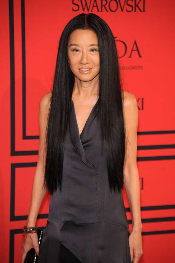 NEW YORK, NY - JUNE 03:  Designer Vera Wang attends 2013 CFDA FASHION AWARDS Underwritten By Swarovski - Red Carpet Arrivals at Lincoln Center on June 3, 2013 in New York City.  (Photo by Bryan Bedder/Getty Images for Swarovski)