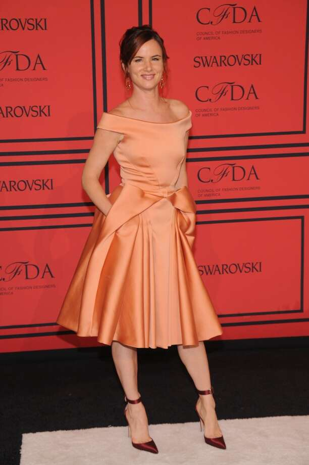 NEW YORK, NY - JUNE 03:  Actress Juliette Lewis attends the 2013 CFDA Fashion Awards on June 3, 2013 in New York, United States.  (Photo by Bryan Bedder/Getty Images for Swarovski)