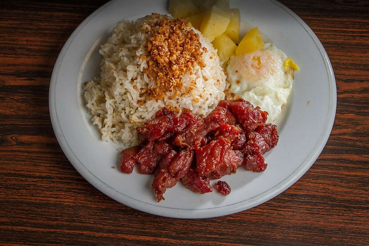 """The """"Tocino"""" at Gateway Kitchen in San Francisco, Calif., is seen on Thursday, May 30th, 2013."""
