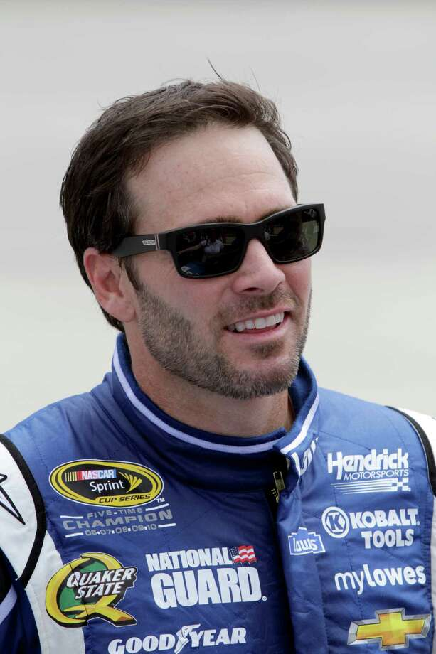 Jimmie Johnson, 37, Nascar race car driver His dad's advice: My father taught me to treat my equipment right. When I was young I raced motorcycles. One day I laid my bike down. I got so mad I kicked it. Dad came over and told me to pick up my bike. It wasn't the bike's fault that I had had a bad day. That lesson stuck with me. I have control over my performance; the car is what it is.Read more: Popular Mechanics Photo: Jerry Markland, Getty Images / 2013 Getty Images