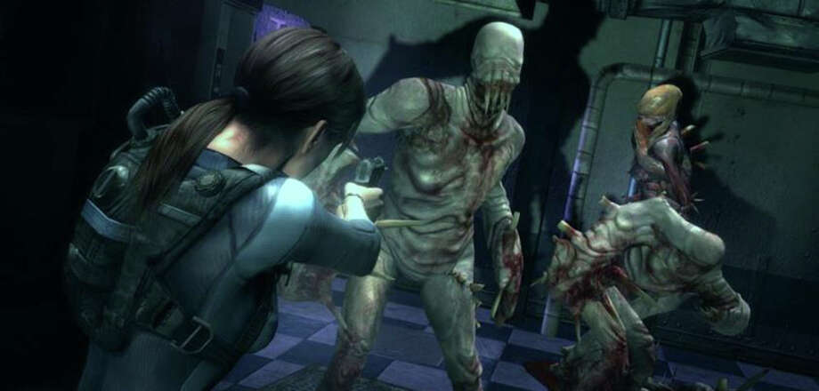 No. 6: Resident Evil: Revelations Xbox 360 Capcom Survival horror Weekly units sold: 18,969 Total units sold: 18,969 Number of weeks available: 1 Photo: Courtesy Capcom