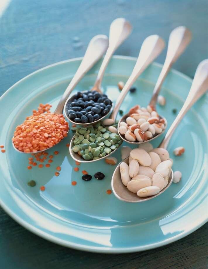 Good Beans (high in zinc)