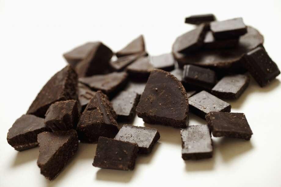 Good Dark chocolate (high in zinc)