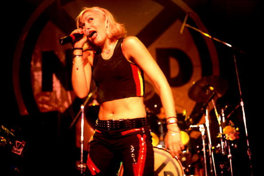 """Ska/pop No Doubt- """"Tragic Kingdom""""No Doubt's breakthrough record made them a household name with its upbeat, ska-infused alternative rock.Standout track: """"Just A Girl"""" Photo: Paul Natkin, Getty / WireImage"""