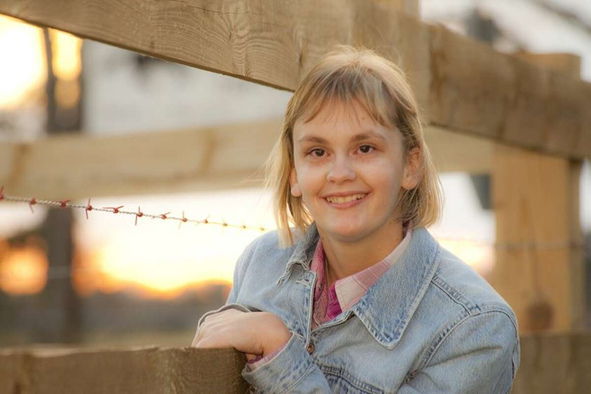 Senior picture of Emily Hughes, the Cy-Fair Star Student for 06062013