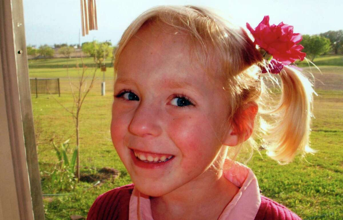 Sarah Brasse in happier times. She died at age 8 of untreated acute appendicitis in February 2009.