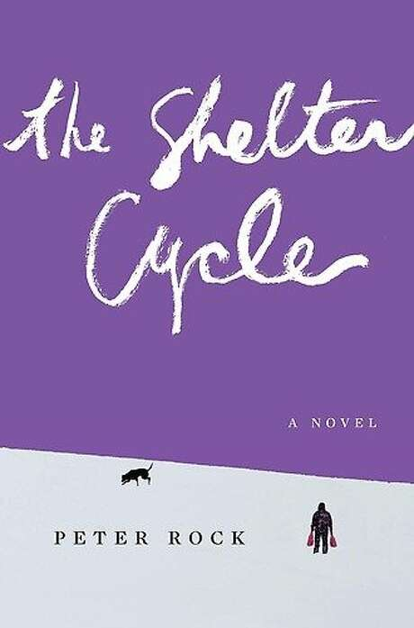 The Shelter Cycle, by Peter Rock Photo: Houghton Mifflin Harcourt