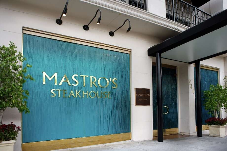 Landry's purchased the 10-unit Mastro's Restaurant chain in 2013. Pictured is the Mastro's Steakhouse in Beverly Hills.>>Click to see facts about Tilman Fertitta.  Photo: Handout