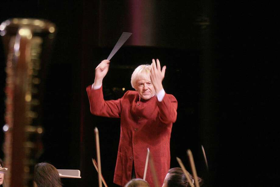 """Franz Anton Krager will conduct Igor Stravinsky's """"The Rite of Spring"""" in the Texas Music Festival's opening concert. Photo: Texas Music Festival"""