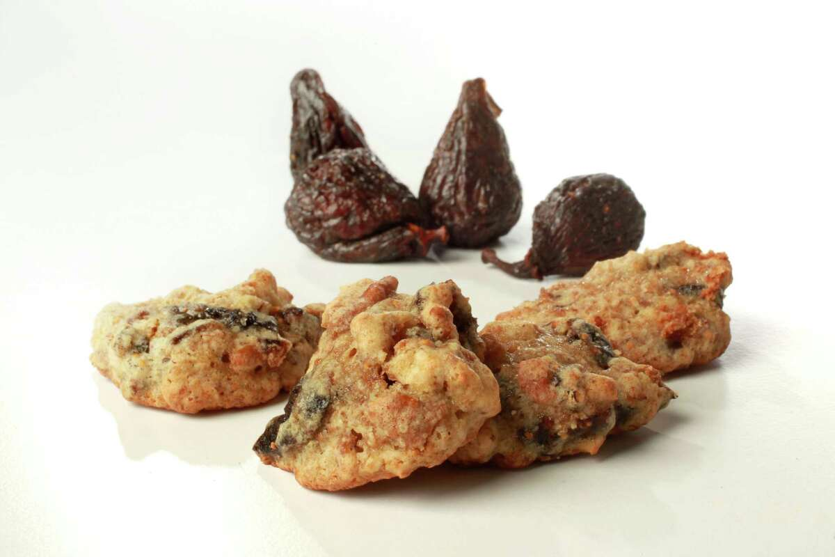 Get the recipe: Fig drop cookies