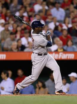 June 3: Astros 2, Angels 1 A solo shot from Chris Carter helped Houston to its sixth straight win.  Record: 21-37. Photo: Jeff Gross, Getty Images