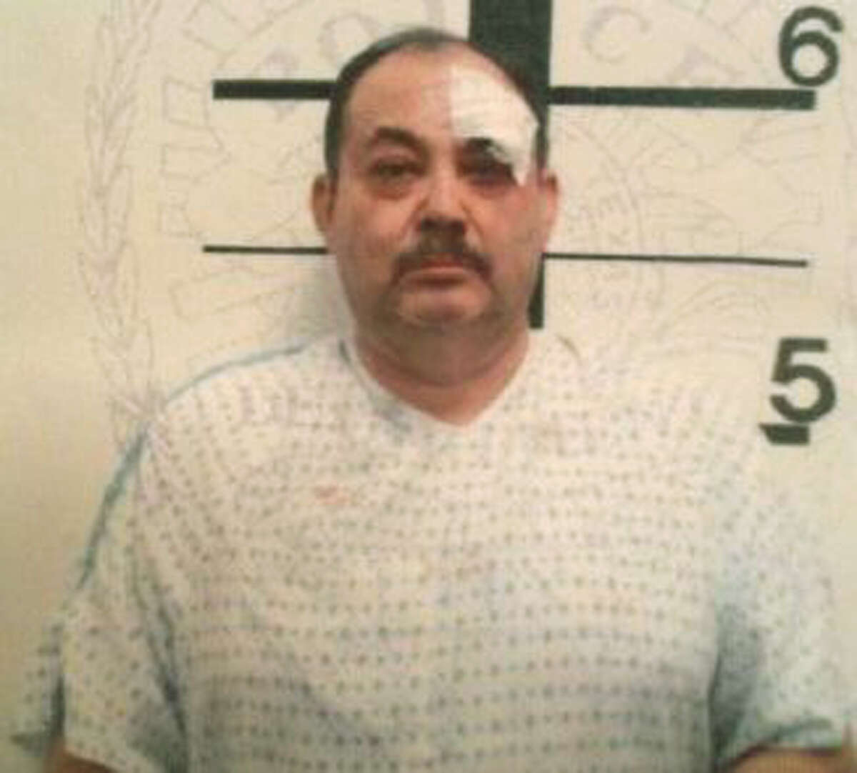 Rodolfo Bainet Heredia, 54, Precinct 2 Commissioner, was arrested in October on charges that he sold his truck to the Zetas drug cartel and smuggled the proceeds into the US.
