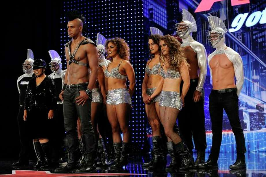 AMERICA'S GOT TALENT -- Episode 801 -- Pictured: DeWALT -- Did not move on. Photo: NBC, Virginia Sherwood/NBC / 2013 NBCUniversal Media, LLC